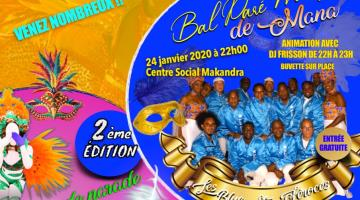 Big weekend du carnaval de Mana