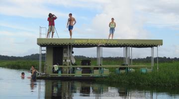 Plongez dans l'immensité des Marais de Kaw