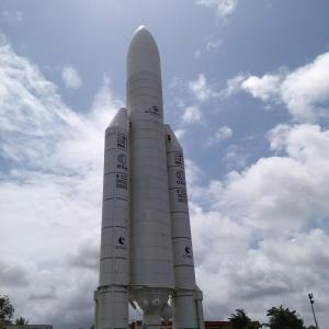 maquette fusée